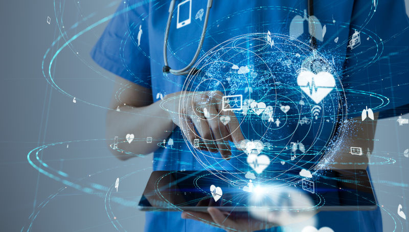 Healthcare AI application
